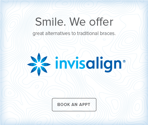 We offer Invisalign - The Dental Office  on Red Hill